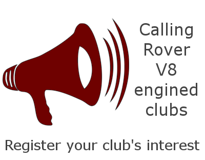 Register your clubs interest